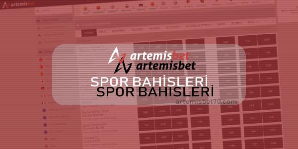 Artemisbet Spor Bahisleri